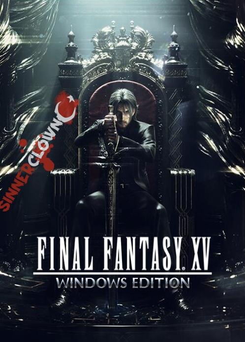 Final Fantasy XV %100 [Team NINJA]