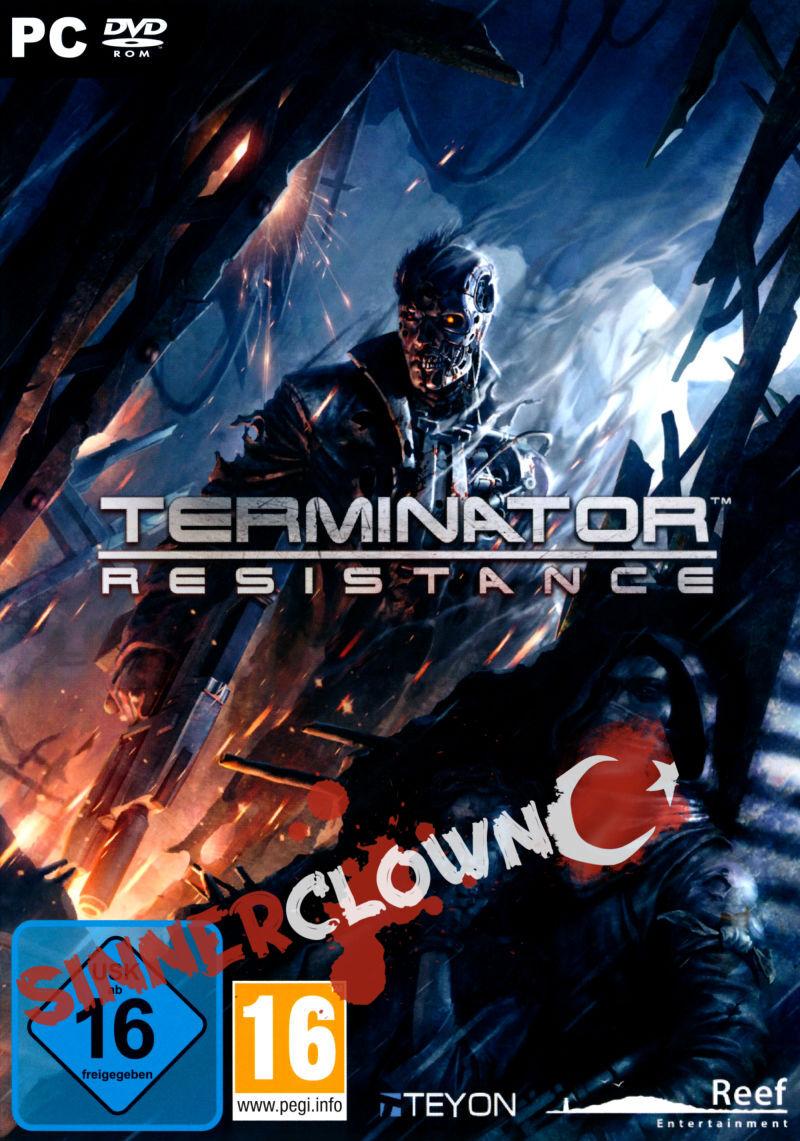 Terminator Resistance Türkçe Yama (PC-PS4)