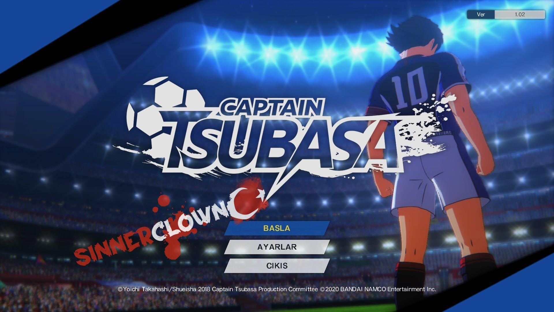 Captain Tsubasa - Rise of New Champions TÜRKÇE Yama Çalışması   %91