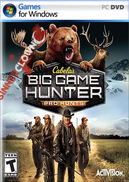 Cabela's big game hunter pro hunts Türkçe yama çalışması